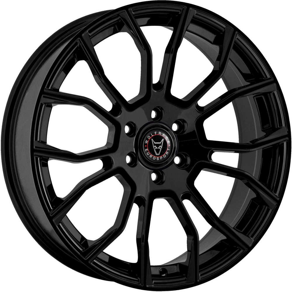 Demon Wheels Eurosport Evoke X Gloss Black