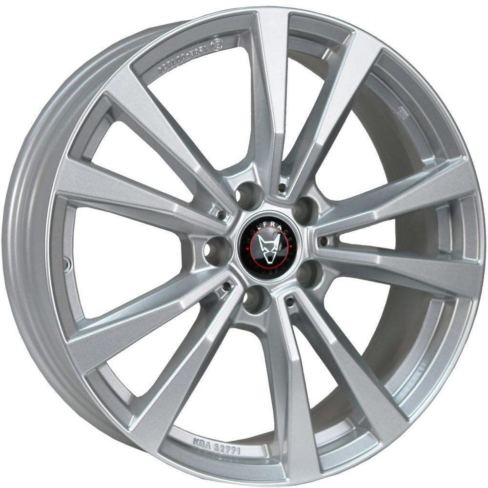 Demon Wheels Eurosport M12 Polar Silver
