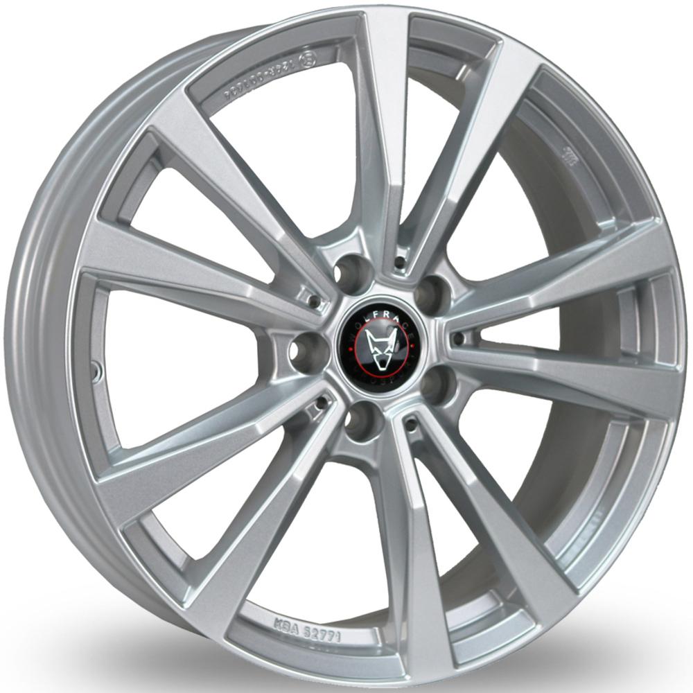Demon Wheels Eurosport M12X Polar Silver