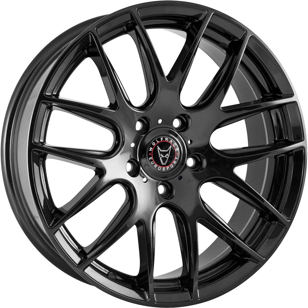 Demon Wheels Eurosport Munich 2 Gloss Black