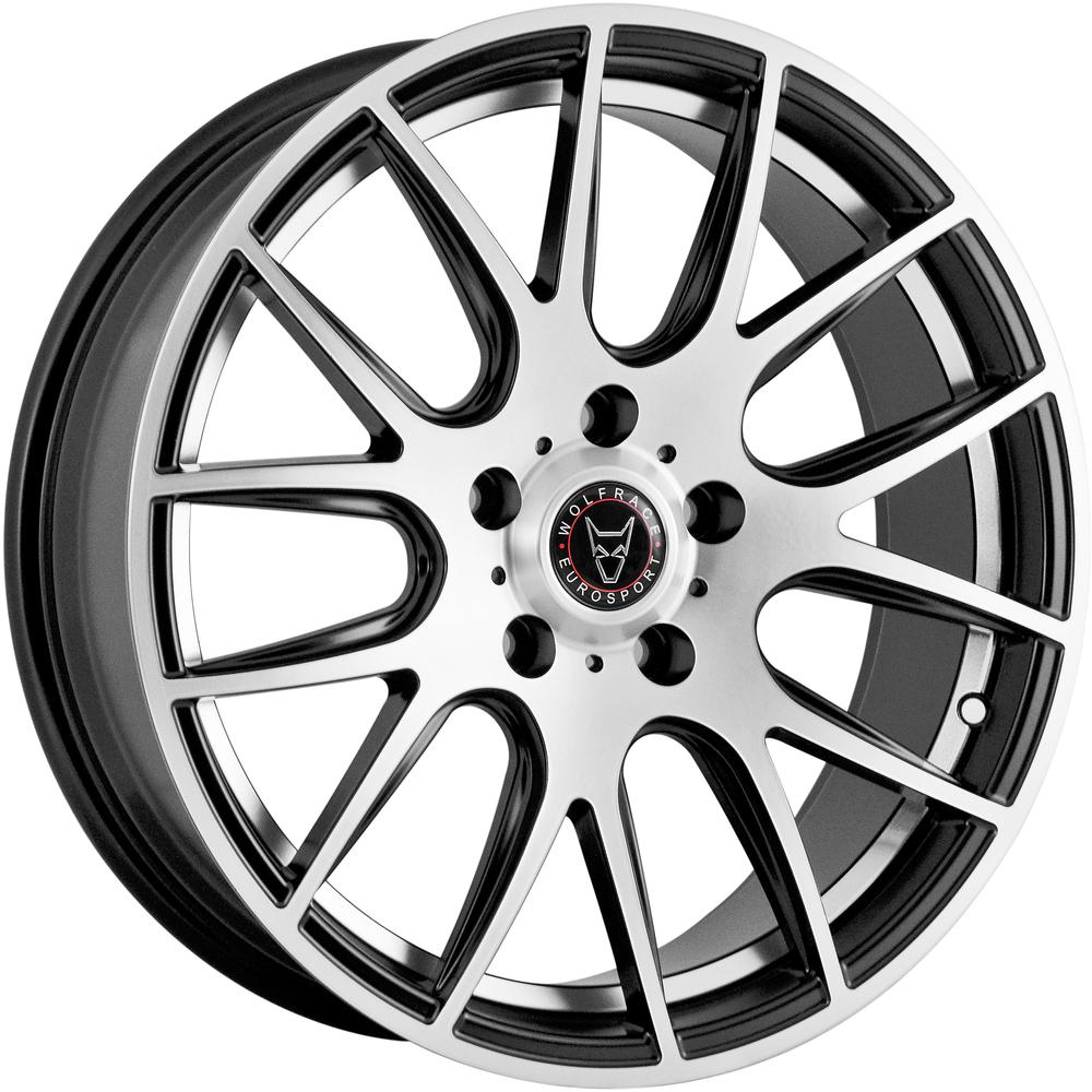 Demon Wheels Eurosport Munich 2 Gloss Black / Polished