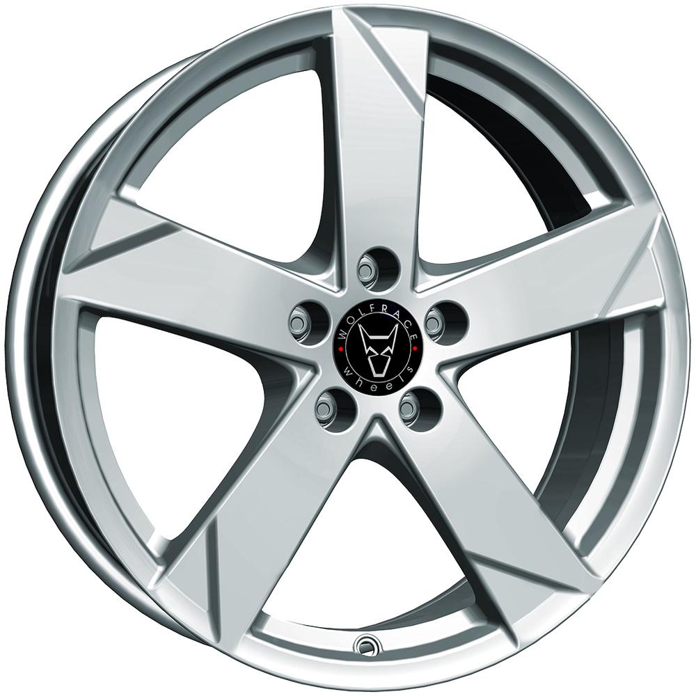 Demon Wheels Eurosport Kodiak Polar Silver
