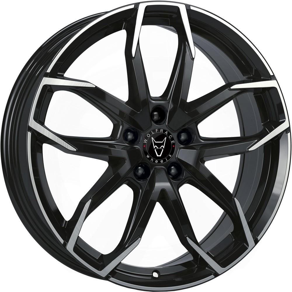 Demon Wheels Eurosport Lucca Diamond Black / Polished