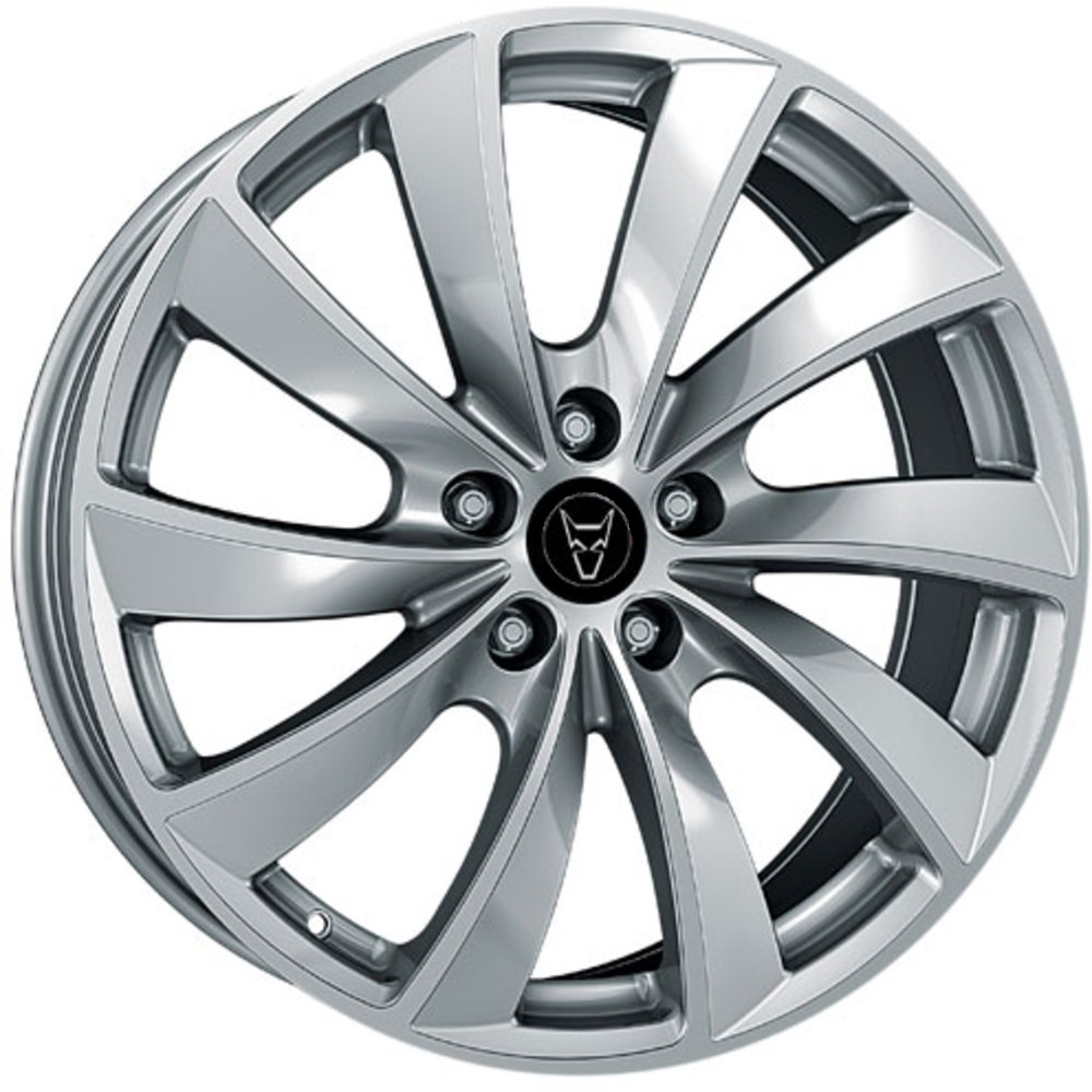 Wolfrace GB Lugano Sterling Silver