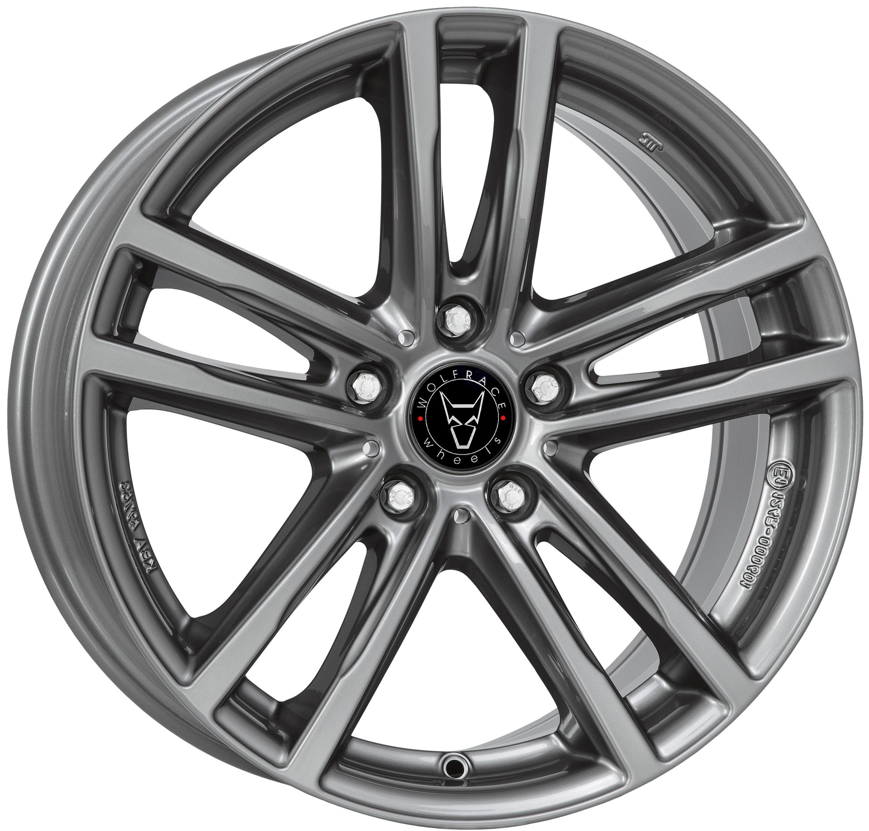 Demon Wheels Eurosport X10X Gunmetal